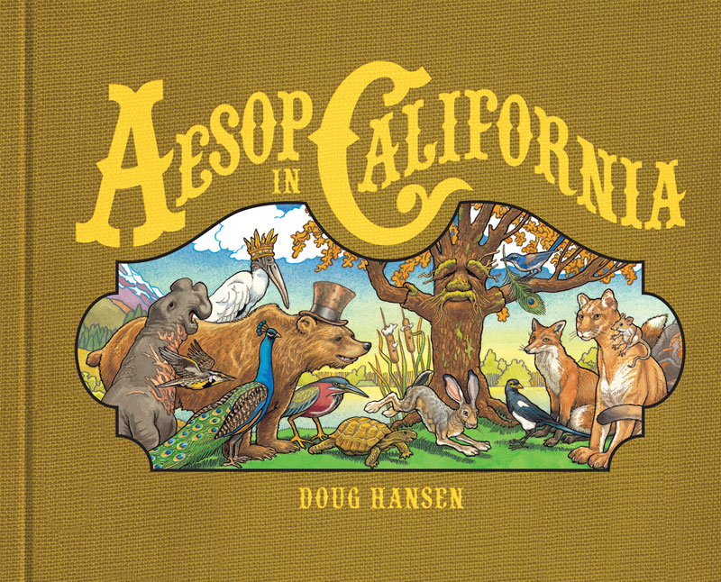 Aesop in California