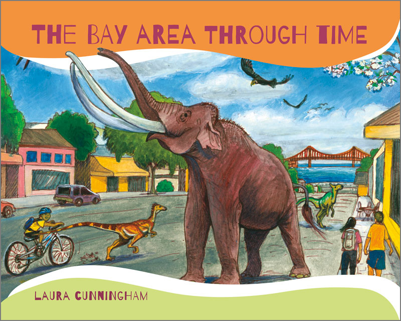 The Bay Area through Time