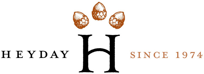 Logo for Heyday Books