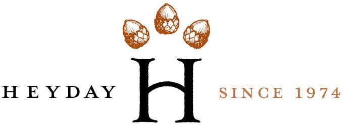 Logo for Heyday Books