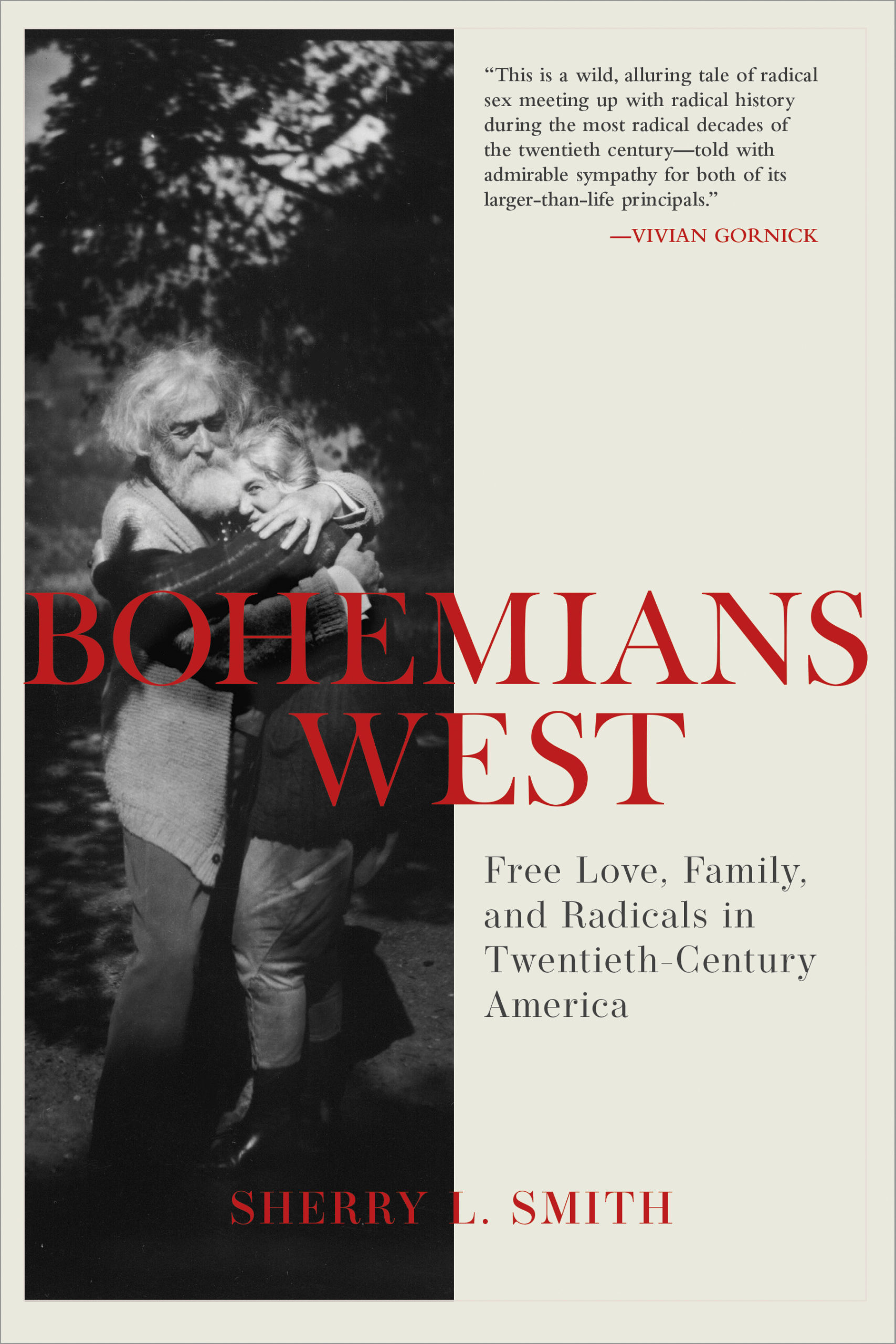photo of book titled Bohemians West