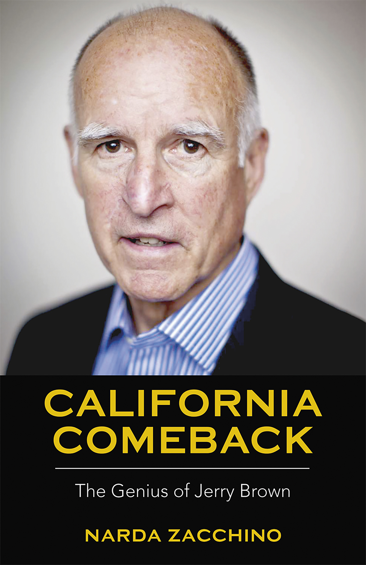 California Comeback: The Genius of Jerry Brown