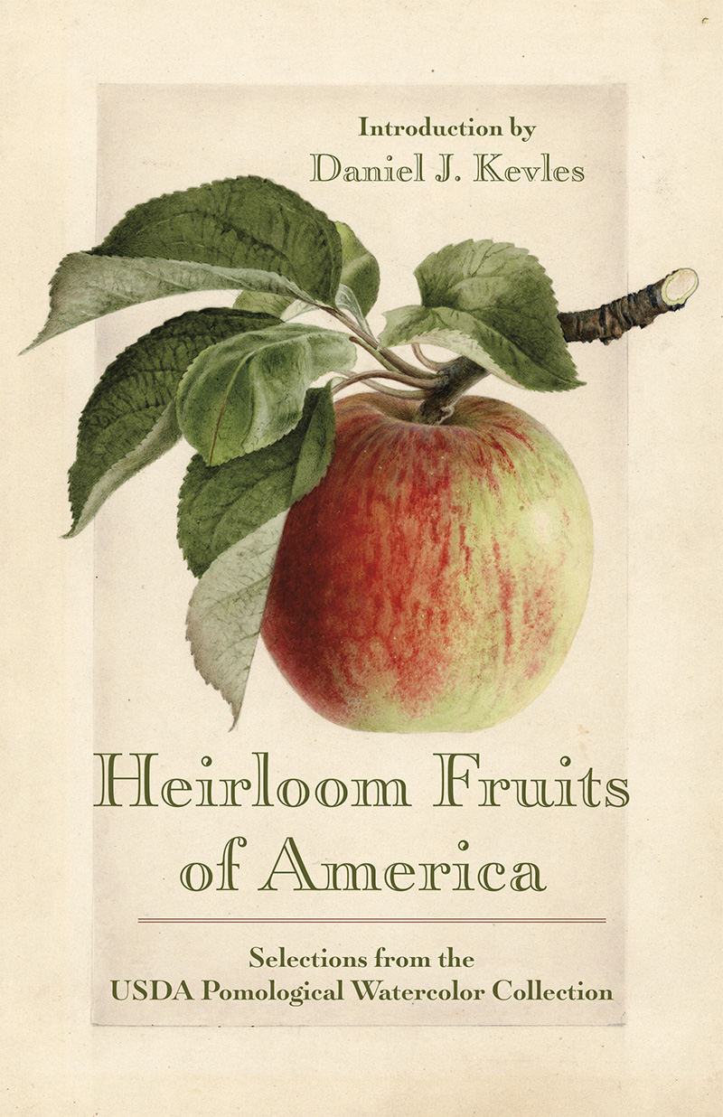 Heirloom Fruits of America: Selections from the USDA Pomological Watercolor Collection
