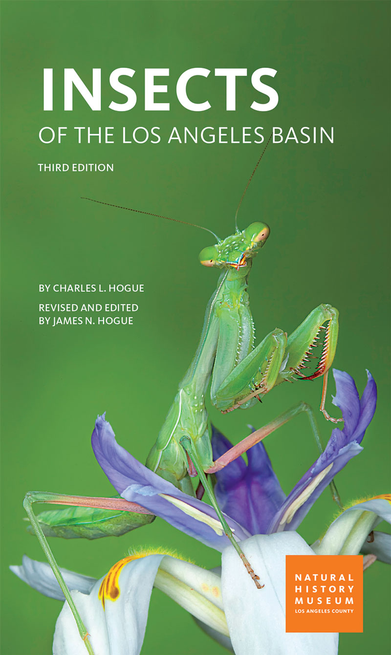 Insects of the Los Angeles Basin (Third Edition)
