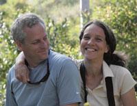 Krystina Castella and Brian Boyl