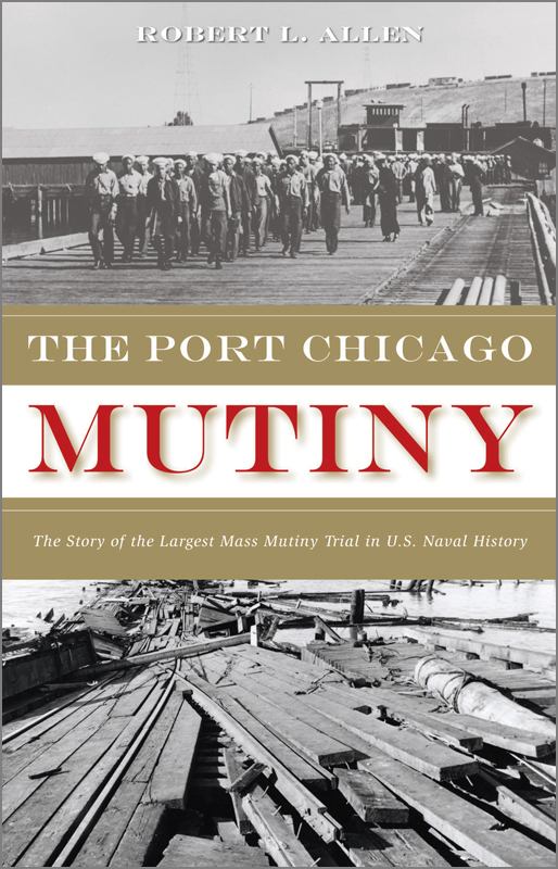 The Port Chicago Mutiny
