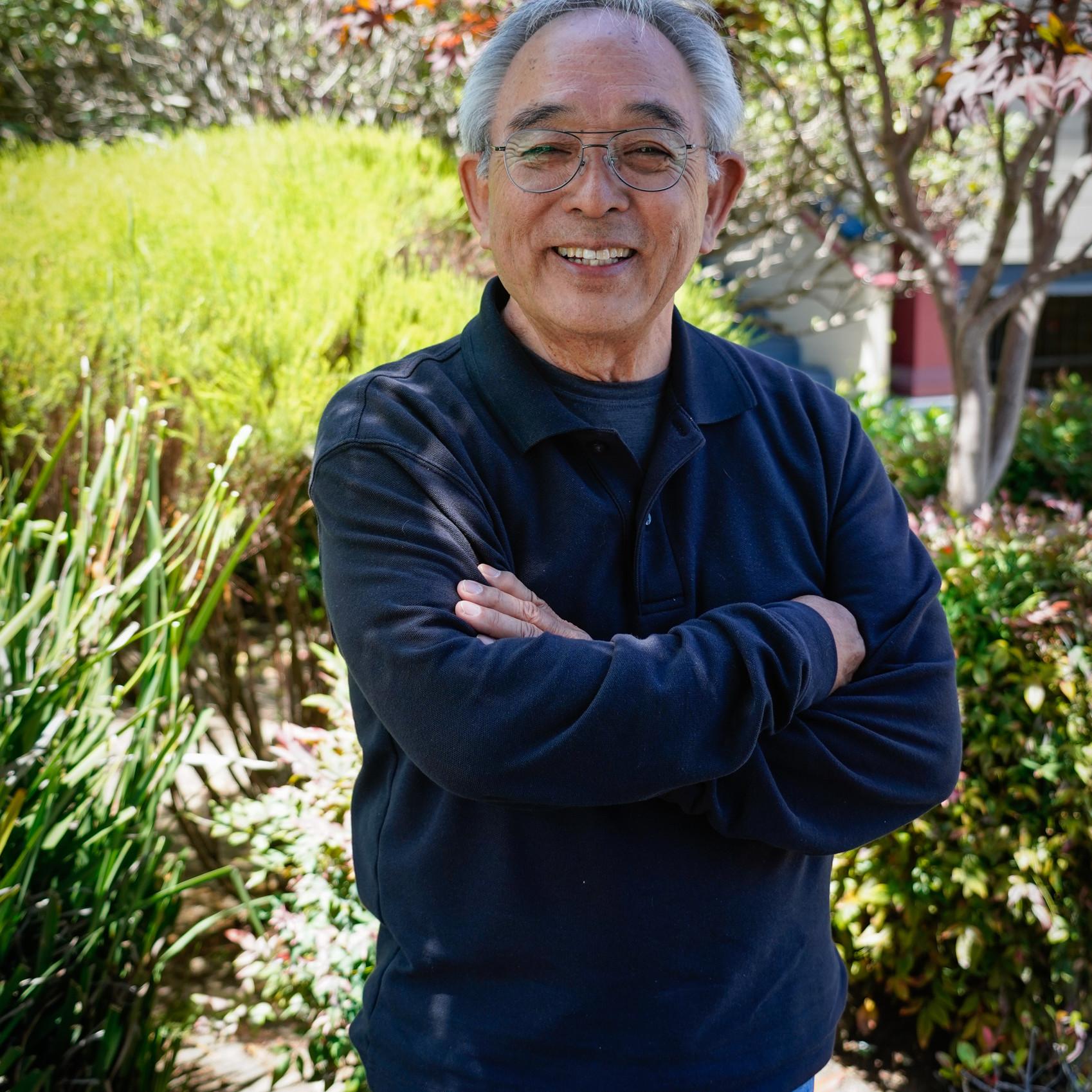 portrait of John Tateishi
