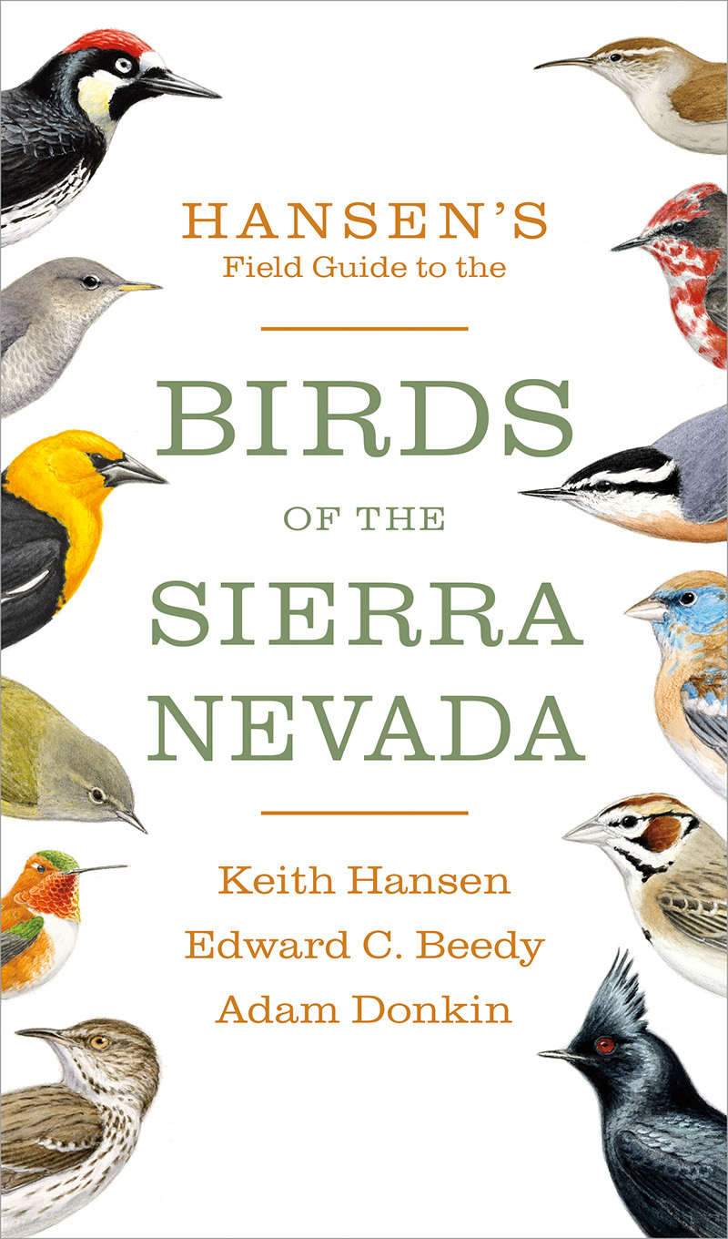 Hansen's Field Guide to the Birds of the Sierra Nevada