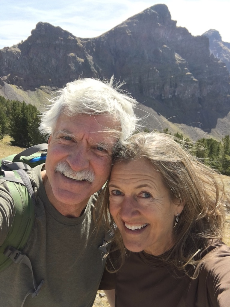 Mary M. Clare and Gary Ferguson